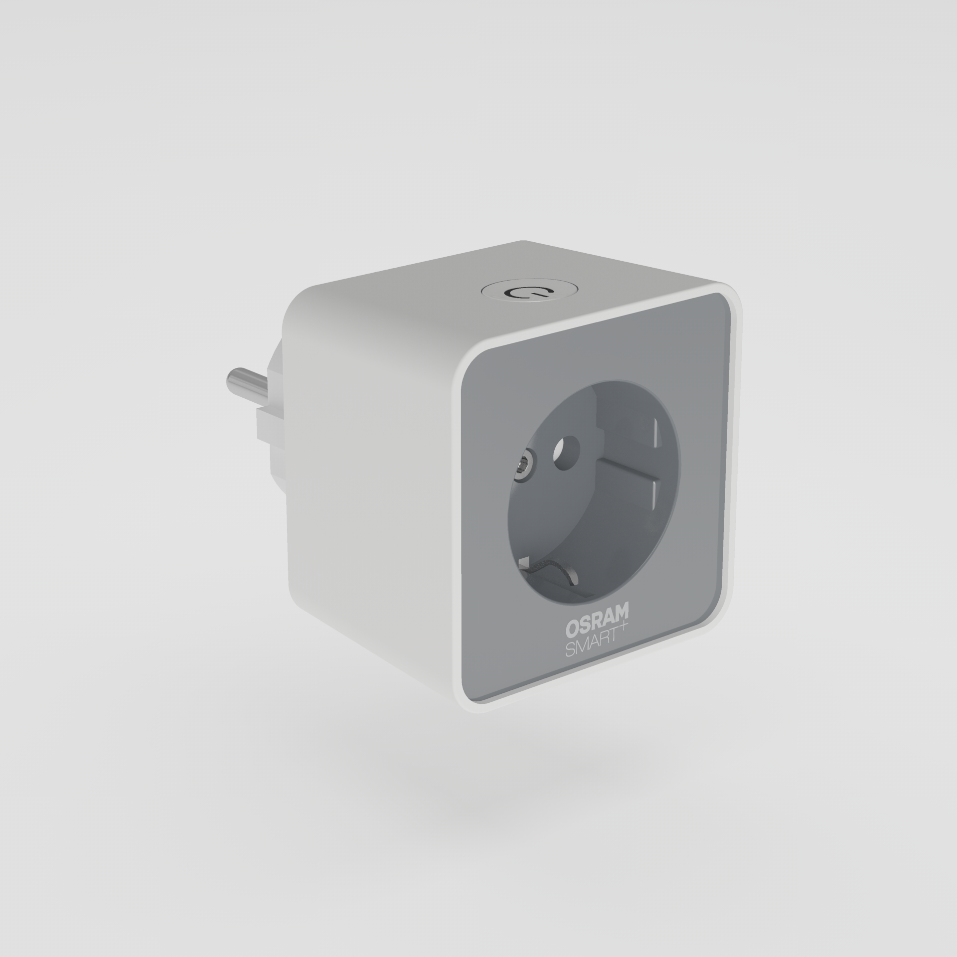 3d osram plug for samsung smartthings with cinema4d