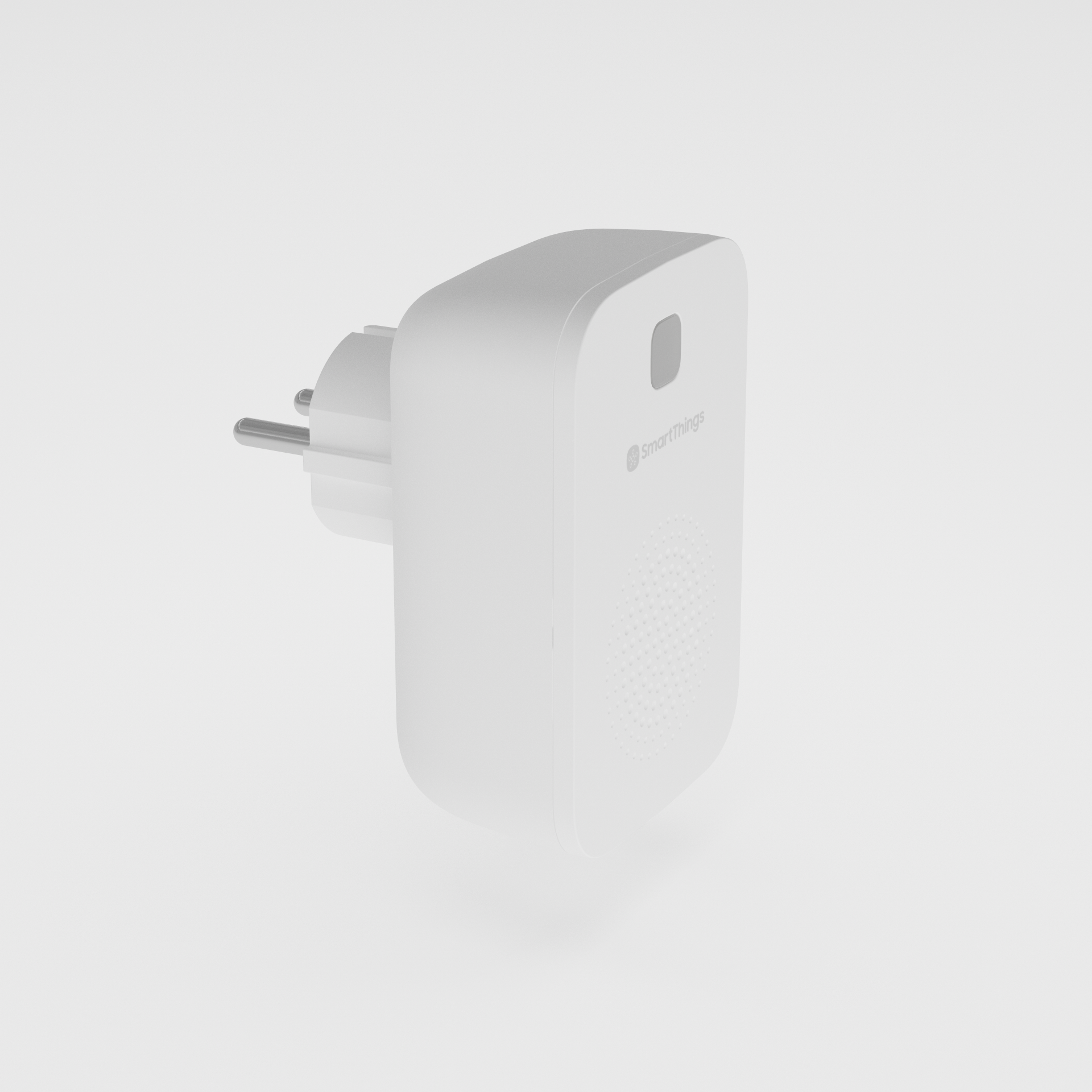 3d siren for samsung smartthings with cinema4d